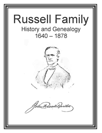 Russell Family History and Genealogy | eBooks | History