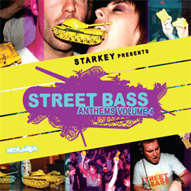 starkey presents street bass anthems vol. 4 - 320mp3's