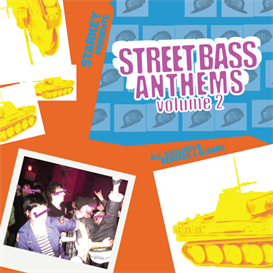 starkey presents street bass anthems vol. 2 - 320 mp3's