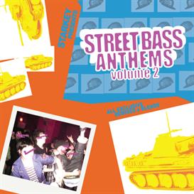 Starkey presents Street Bass Anthems Vol. 2 - 320 mp3's | Music | Electronica