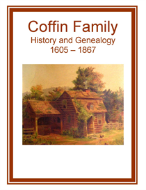Coffin Family History and Genealogy | eBooks | History