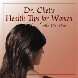 Dr Chet Health Tips for Women with Dr Pam | Audio Books | Health and Well Being
