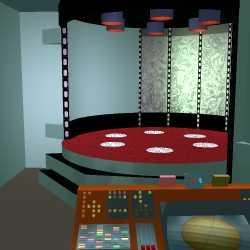 Transporter Room Set | Software | Design
