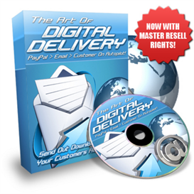the art of digital delivery - with master resell rights