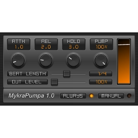 MykraPumpa1.0 | Software | Add-Ons and Plug-ins
