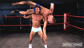0105 - Zack Johnathan vs Tommy Clark - Wrestling Match | Movies and Videos | Special Interest
