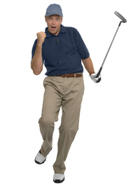 Zone Golf - Golf Pro - mp3 | Audio Books | Self-help