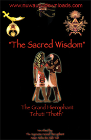 the sacred wisdom of tehuti
