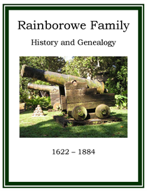 Rainborowe Family History and Genealogy | eBooks | History