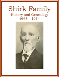 Shirk Family History and Genealogy | eBooks | History