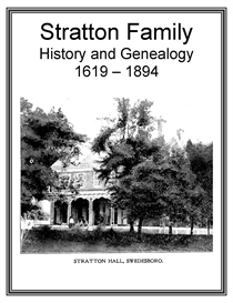 stratton family history and genealogy