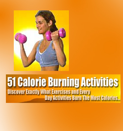 51 ways to burn calories