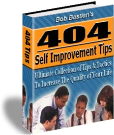 404 Self Improvement Tips | eBooks | Non-Fiction