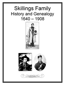 Skillings Family History and Genealogy | eBooks | History