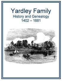 Yardley Family History and Genealogy | eBooks | History