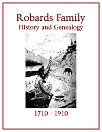 Robards Family History and Genealogy | eBooks | History