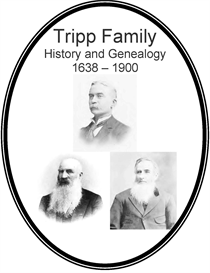 tripp family history and genealogy