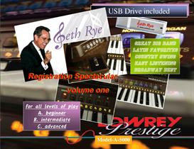 SR-A5K-Reg.Spec-USBV1-dwnld | Software | Add-Ons and Plug-ins