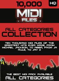 10.000 MIDI Files! | Other Files | Ringtones