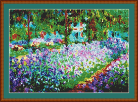 Monet Giverny | Other Files | Arts and Crafts