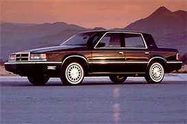 1990 Dodge Dynasty MVMA Specifications | eBooks | Automotive