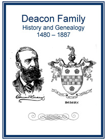 Deacon Family History and Genealogy | eBooks | History