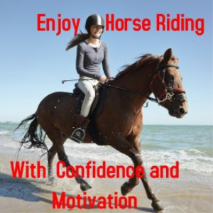 Horse Riding Motivation & confidence Hypnosis MP3 | Audio Books | Health and Well Being