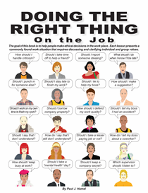 Doing the Right Thing on the Job E-book | eBooks | Education