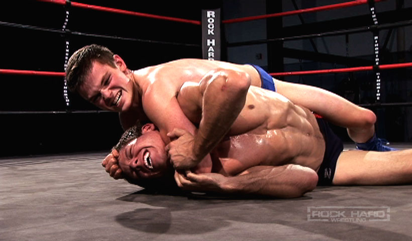 Second Additional product image for - 0106-Shawn Lawson vs Brody Hancock Wrestling Match
