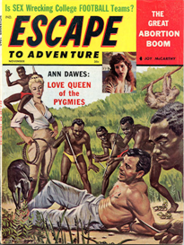 Ann Dawes: Love Queen of the Pygmies | eBooks | Fiction
