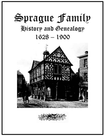 Sprague Family History and Genealogy | eBooks | History
