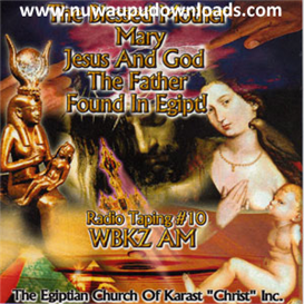 The Blessed Mother Mary and God The Father Found In Egipt | Audio Books | Science