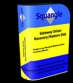 Gateway M520 XP drivers restore disk recovery cd driver download iso | Software | Utilities