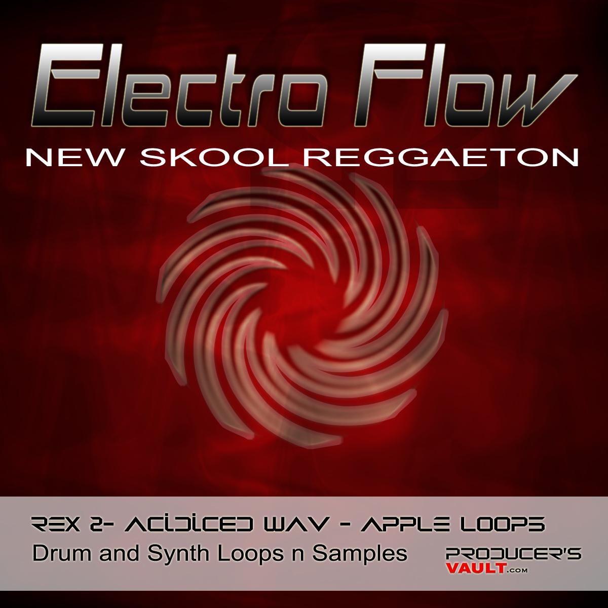 First Additional product image for - ElectroFlow new school Reggaeton