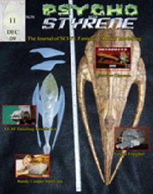 psycho styrene model magazine issue 11