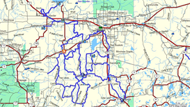 Wi Iron County Atv Trail Map Other Files Documents And