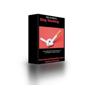 The Ultimate Stop Smoking MP3 by Stephen Richards | Audio Books | Self-help