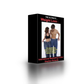 The Ultimate Weight Loss MP3 by Stephen Richards | Audio Books | Health and Well Being