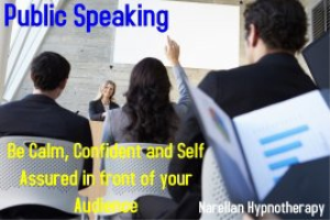 Public Speaking Hypnosis MP3 | Audio Books | Health and Well Being