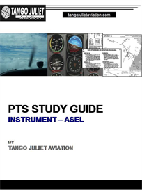instrument airplane - pts study guide