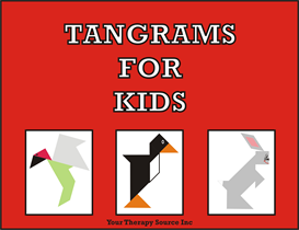 Tangrams for Kids | eBooks | Education