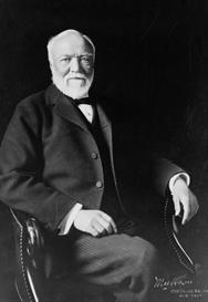 Andrew Carnegie biography | eBooks | Biographies