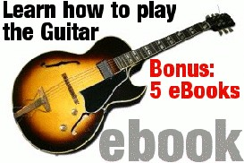 Learn How To Play Guitar + 5 Bonus Guitar Ebooks | eBooks | Self Help