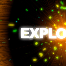 Trapcode Explosions | Software | Software Templates