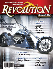 Revolution Motorcycle Mag 12 | eBooks | Automotive