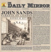 Streets of London - John Sands | Music | Instrumental