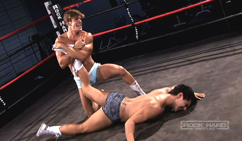 First Additional product image for - 0201-Ray Martinez vs Zack Johnathan