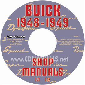 1948-1949 Buick Shop Manual & Dynaflow Manual | eBooks | Automotive