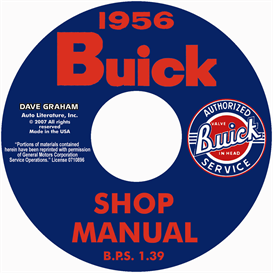 1956 Buick Shop Manual - All Models | eBooks | Automotive