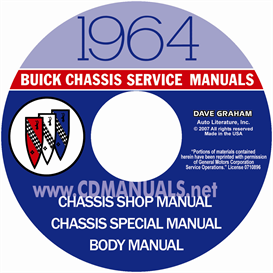 1964 Buick Shop Manuals - All Models | eBooks | Automotive
